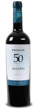 Alceño Premium 50 Barricas DO Jumilla_bottle-500x500
