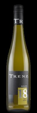 trenz-basic-riesling-trocken-2018-flasche
